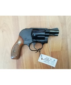 Smith & Wesson 38 airweight